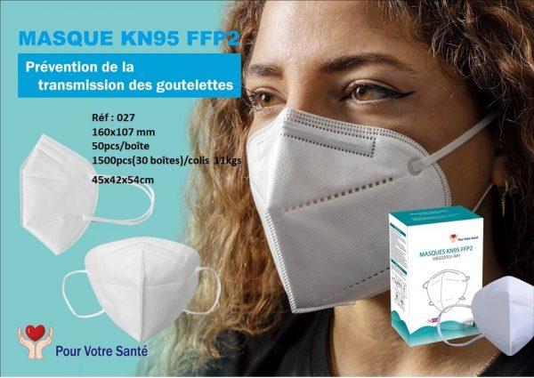 Masques FFP2