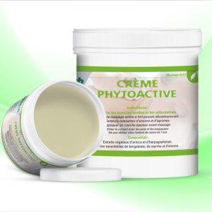Crèmes Massages actifs